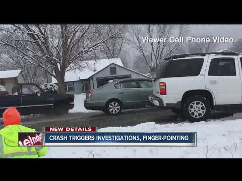 Thumbnail: Crashes near parked Comcast truck triggers investigations