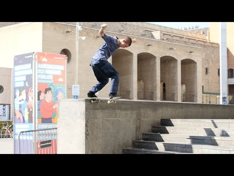 Rough Cut: Miles Silvas' 'Numbers Edition 3' Part