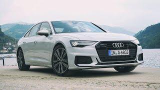 Mersedes И Bmw Вне Игры! Audi A6 - Это Топ! Audi A6 2018