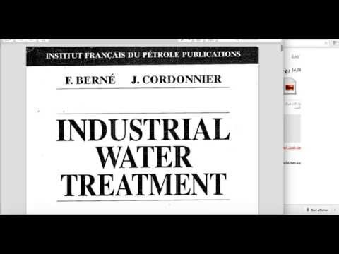 Industrial Water Treatment in Refineries and Petrochemical