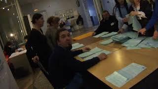 """Подсчёт в УИК №3721 (г. Новороссийск, кинотеатр """"Нептун"""") (1)"""