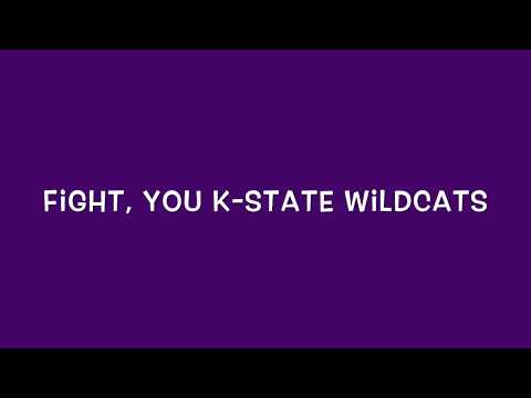 Sing along to the K-State Fight Song