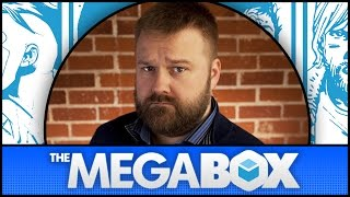 Robert Kirkman Unboxes The Heroes Megabox!