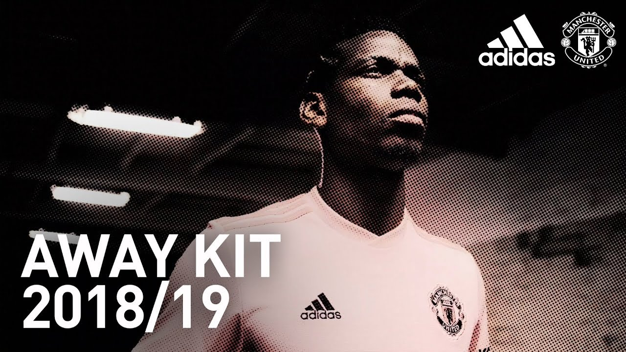 best sneakers dd584 570d9 Manchester United Away Kit 2018/19 Released