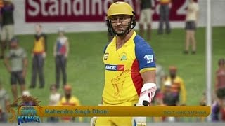 Don bradman Cricket 17 Chennai Super Kings Vs Rising Pune Supergaint (Csk Is Back)