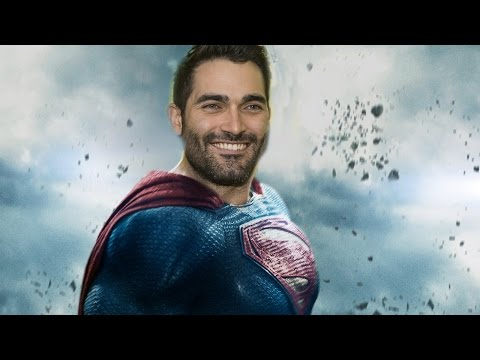 "Teen Wolf Star Tyler Hoechlin Cast As Superman In ""Supergirl"" Season 2"