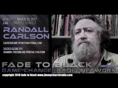 Ep. 623 FADE to BLACK Jimmy Church w/ Randall Carlson : Sacred Geometry : LIVE