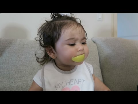 BABY VS LEMON