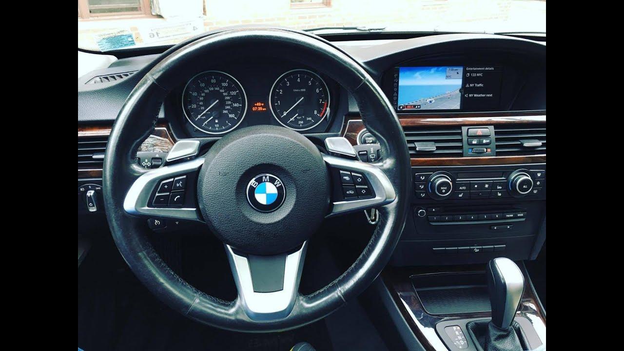 Bmw Steering Wheel Swap In 10 Minutes Youtube