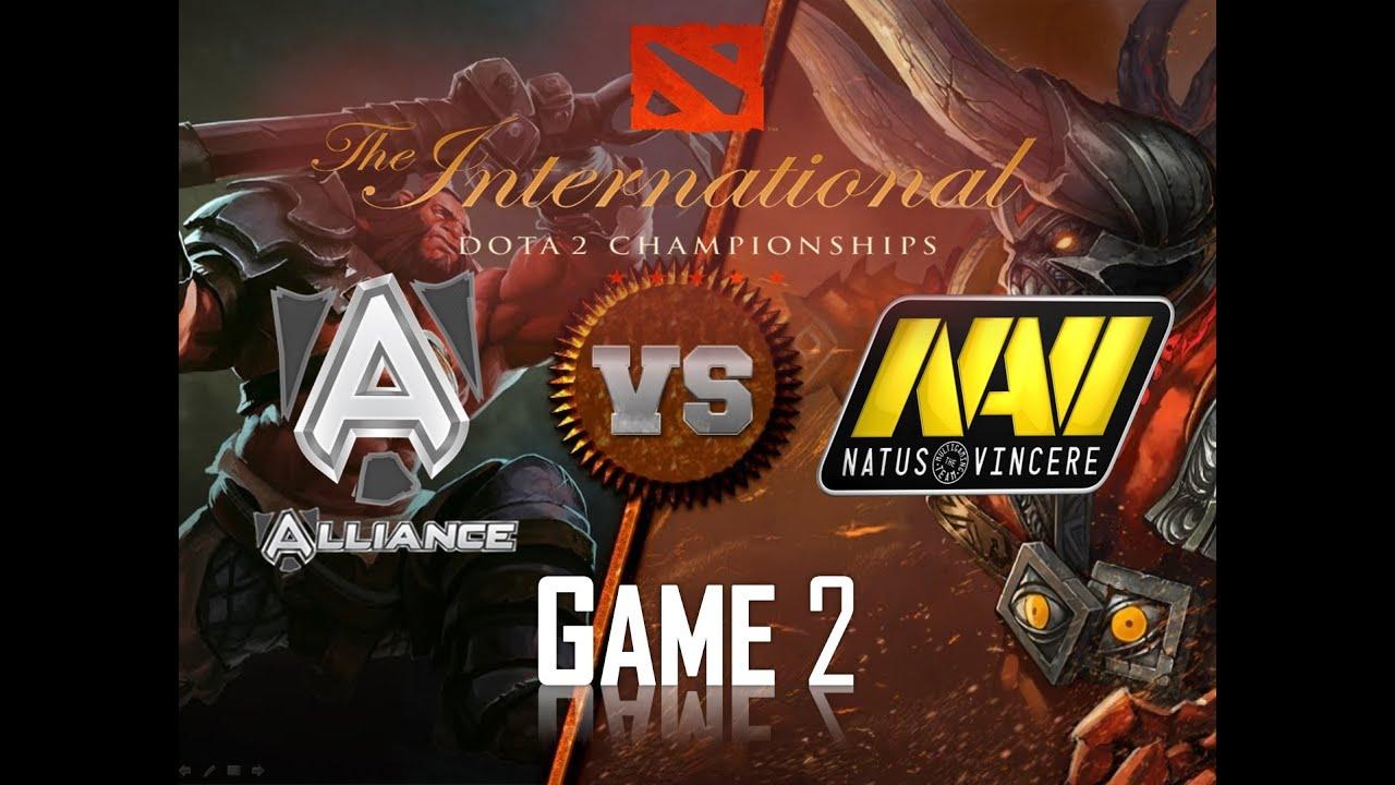 Download NaVi vs Alliance The International 2016 TI6 Highlights Dota 2 - Game 2 Group A