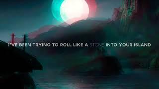 Seven Lions, Wooli, &amp Trivecta - Island (Feat. Nevve) Lyric Video
