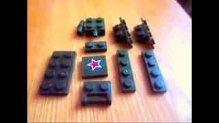 Міні-танк з lego