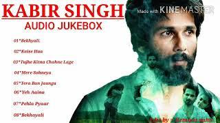 KABIR SINGH Masup Full Song Jukebox | Kabir Singh | Shahid | Kaira