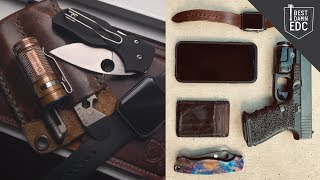 Incredible Custom Everyday Carry Gear | EDC Weekly