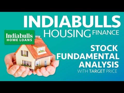 INDIABULLS HOUSING Fundamental Analysis | Leading Home Loan Provider | Indian Stock Market