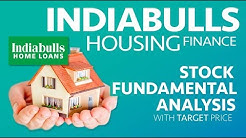 INDIABULLS HOUSING Fundamental Analysis | Leading Home Loan Provider | Indian Stock Market