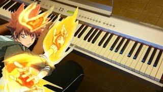 【Tsuna Awakens】 Piano (Katekyo Hitman Reborn) KHR