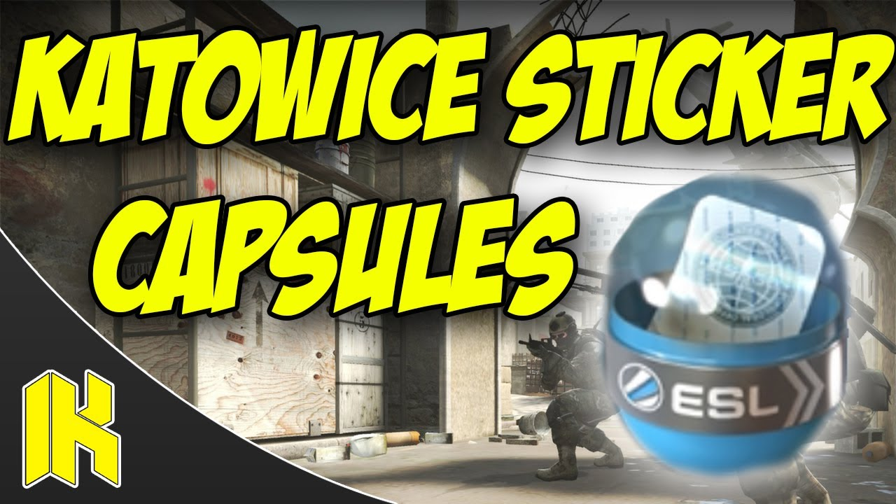 how to search for katowice 2014 sticker guns