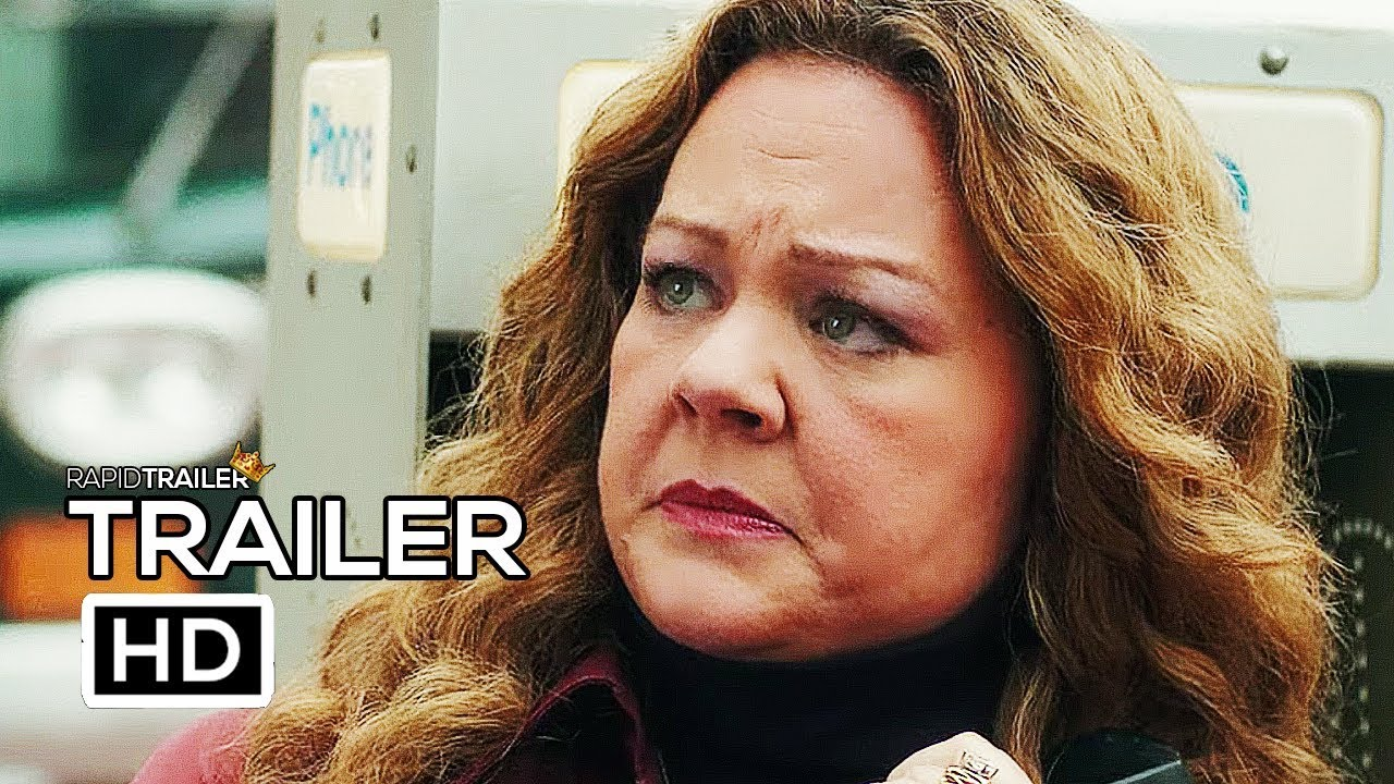 The Kitchen Official Trailer 2019 Melissa Mccarthy Elisabeth Moss Movie Hd