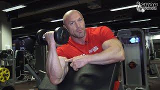 A félreértett bicepsz gyakorlat