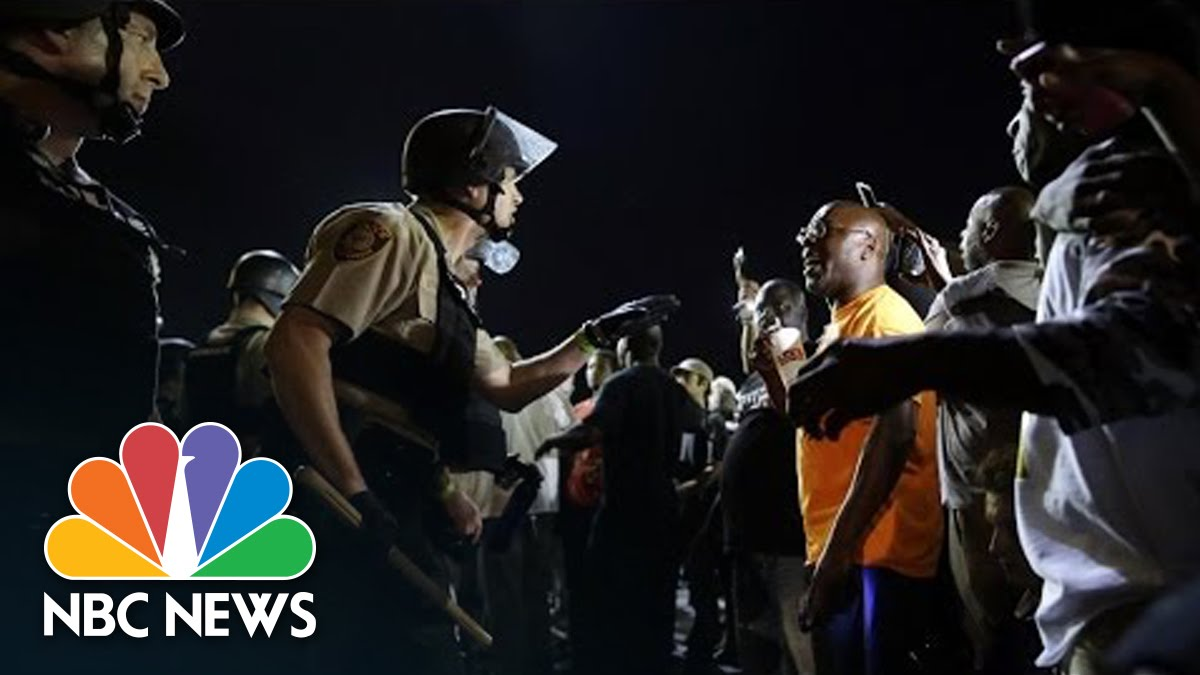 #BlackLivesMatter: A Look Into The Movement's History | Long Story Short | NBC News