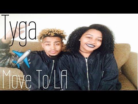 TYGA-MOVE TO LA FT.TY DOLLA $IGN (REACTION)