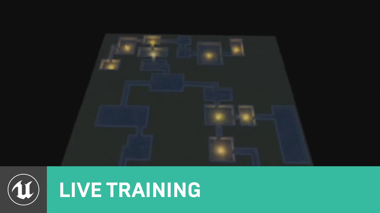 Blueprint Generating Procedural Rooms | Live Training | Unreal Engine