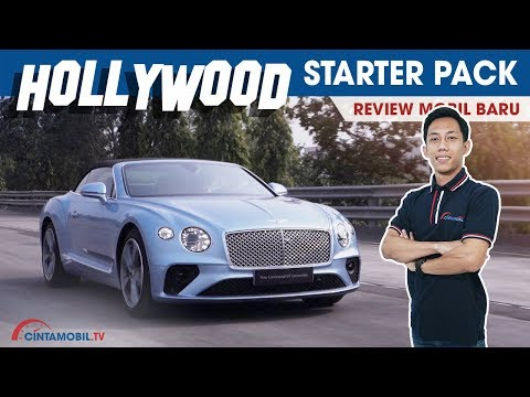 Bentley Continental GT Convertible 2019 Indonesia | Mobil Wajib Artis | Cintamobil TV