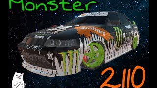 Russian Rider Online|Ваз 2110 Monster