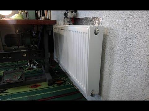 Как подобрать стальной панельный радиатор отопления по теплоотдаче