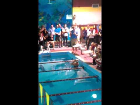 Kristy Kowal breaststroke work.
