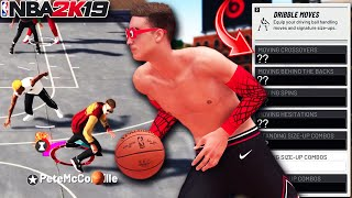 *NEW* UNSTOPPABLE BEST DRIBBLE MOVES IN NBA 2K19!! Best Signature Styles & Best Jumpshot!