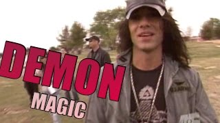 Demon Magicians: Episode 1 - Dynamo, Shimshi, Criss Angel, Mirin Dajo
