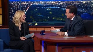 Cate Blanchett Barely Keeps Her $#*% Together