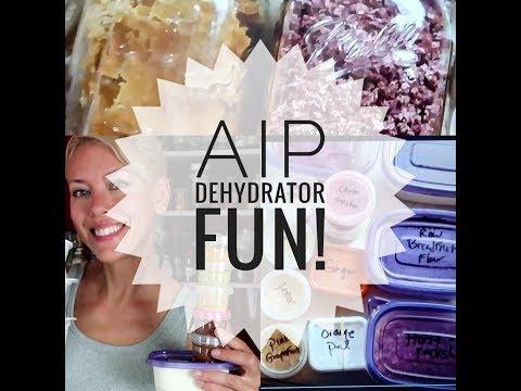 AIP Dehydrator Fun!