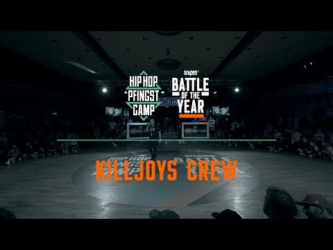 KillJoys Crew | Show Kids | Hip Hop Pfingstcamp X BOTY CE 2019