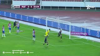 المغرب التطواني 0-1 شباب المحمدية هدف صلاح الدين إشاران في الدقيقة 81.   #البطولة_الإحترافية_INWi