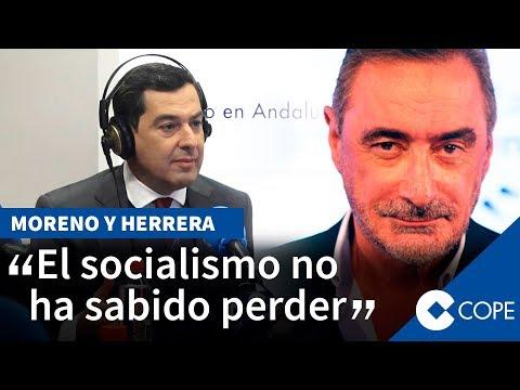 El 'zasca' de Juanma Moreno a Susana Díaz