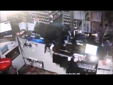 Gas Station Robbery Soundview Bronx NY