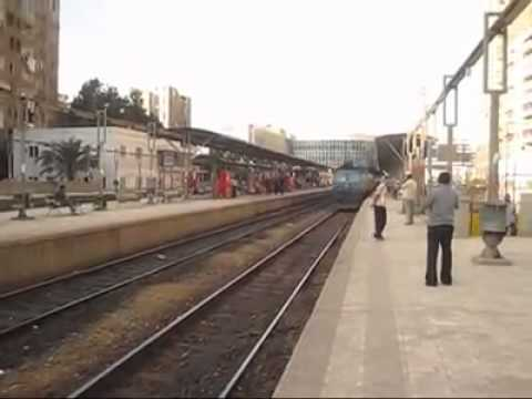 Class 66 -2149- pulling french train 911 N Sidi Gaber, Alexa