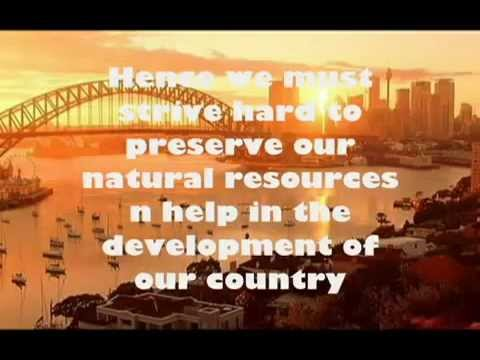 Natural Resources of Australia