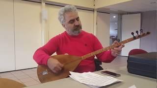Ayrılık Hasreti (Arif Sag) - Hasan Kazan