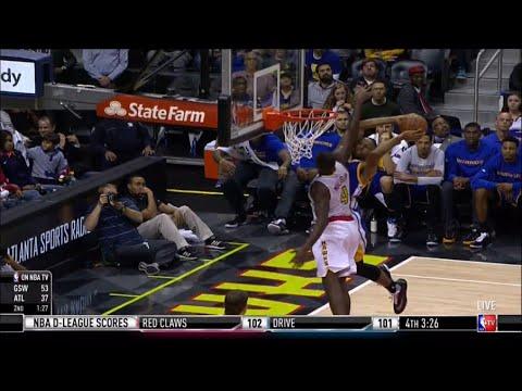 Warriors 2015-16 Season: Game 55 vs Hawks