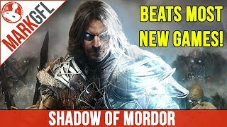 middle-earth: Shadow of Mordor Review (2019)