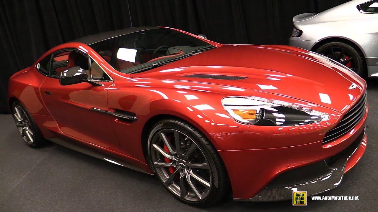 aston martin vanquish red interior. 2015 aston martin vanquish exterior and interior walkaround montreal auto show youtube red t