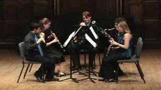 Aqua Winds - Francaix - Andante tranquillo Allegro