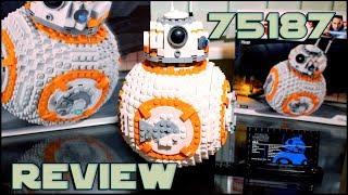 Lego Star Wars 75187 BB-8 Review   Огляд на Лего Зоряні Війни 75187 ВВ-8   UCS