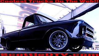 1970 Chevrolet C/10 Street Truck Korek Designs 2017 Goodguy's PPG Nationals