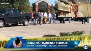 Sebastián Martínez: EE.UU protege a sus ciudadanos que portan armas, no sabemos si cambie