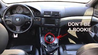 5 речей, які ви ніколи не повинні робити в механічній трансмісії автомобіля